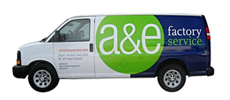 Product Repair Service - A&E Factory Service